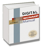 restaurant operations manual restaurant management manual guide for managers owners. Black Bedroom Furniture Sets. Home Design Ideas