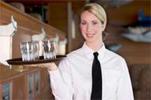 Waitress Training